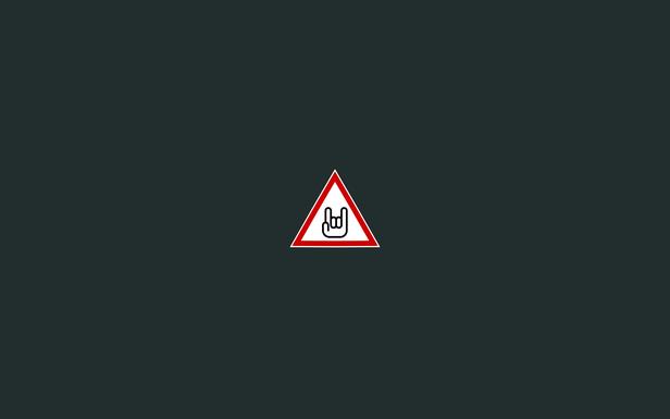 Caution Heavy Metal
