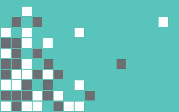 Teal Pixels