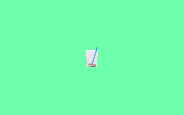 Bubble Tea By Vinh Le — Simple Desktops