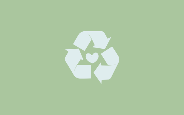 Recycling = Love
