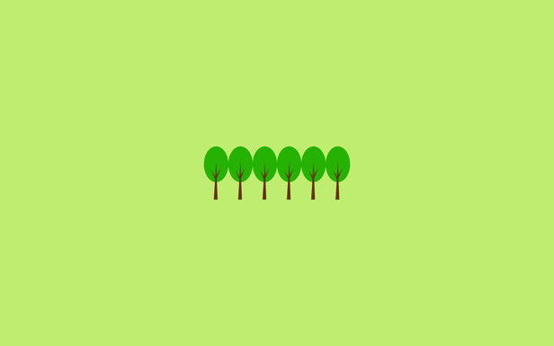 Meditation Trees