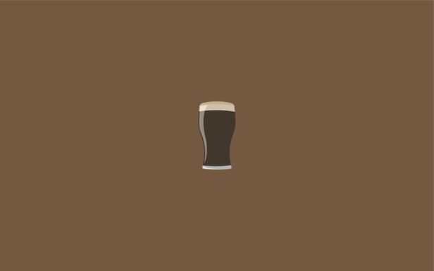 Guinness Glass