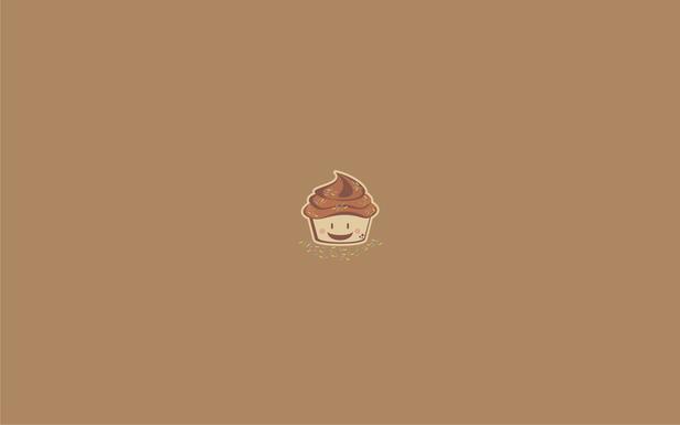 choco cupcake