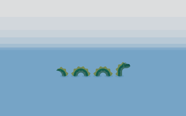 Nessy By Bundlesomething Simple Desktops