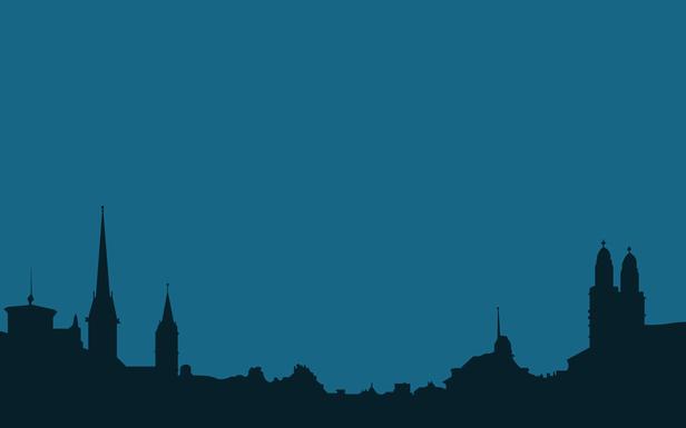 Zurich –Skyline